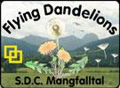 Flying Dandelions Irschenberg